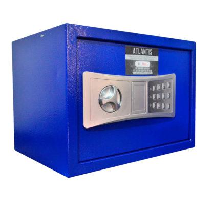 Cofre De Seguridad Rf 100C1 1 Seguridad Atlantis Sas Cofre Seguridad Digital 100C