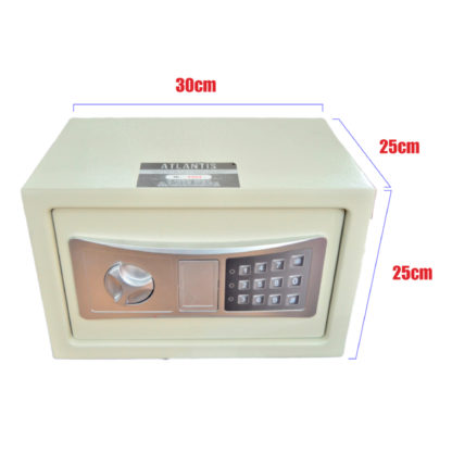Cofre De Seguridad Rf 100C4 Seguridad Atlantis Sas Cofre Seguridad Digital 100C