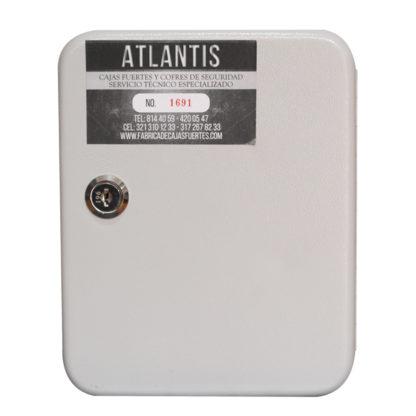 Ordenador De 20 Llaves Blanco3 Seguridad Atlantis Sas Ordenador De Seguridad Para 20 Llaves
