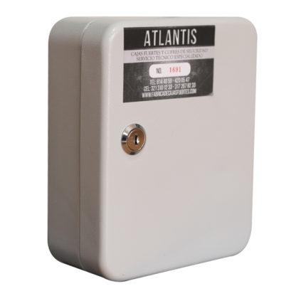 Ordenador De 20 Llaves Blanco4 Seguridad Atlantis Sas Ordenador De Seguridad Para 20 Llaves