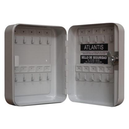 Ordenador De 20 Llaves Blanco5 Seguridad Atlantis Sas Ordenador De Seguridad Para 20 Llaves