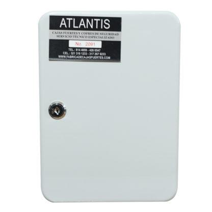Ordenador Para 60 Llaves Color Gris3 Seguridad Atlantis Sas Ordenador Seguridad Para 60 Llaves
