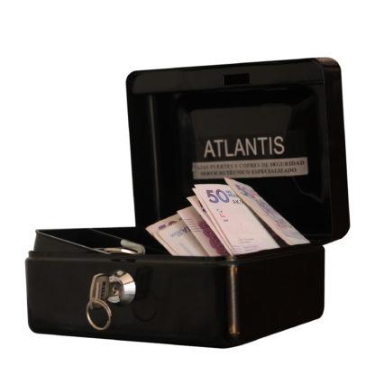 Caja Menor Rf 150 Negra3 Seguridad Atlantis Sas Cofre Caja Menor Referencia150