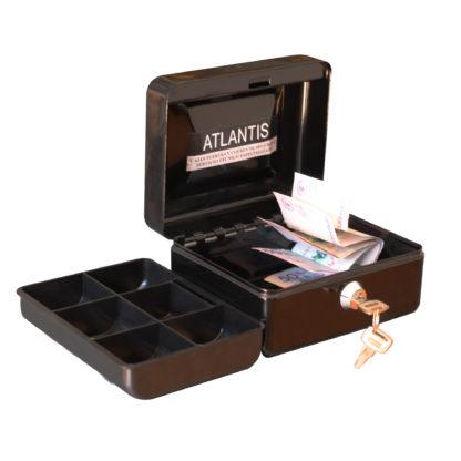 Caja Menor Rf 150 Negra4 Seguridad Atlantis Sas Cofre Caja Menor Referencia150