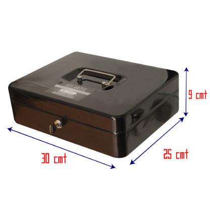 Cofre Caja Menor 450