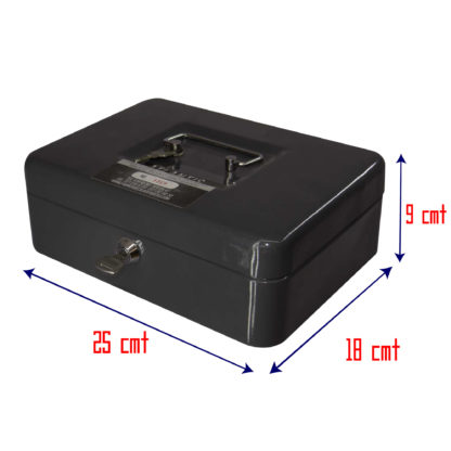 Cofre Caja Menor 350