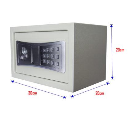 Cofre Seguridad Digital 100B