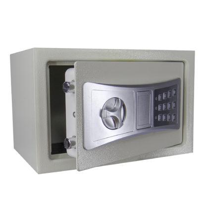 Cofre Econimico Rf 100B1 Seguridad Atlantis Sas Cofre De Seguridad Digital 100B