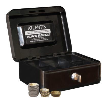 Cofre Menor Rf 250 Negro 2 Llaves2 Seguridad Atlantis Sas Cofre Caja Menor Referencia 250