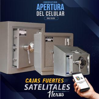 Cajas Fuertes Satelitales Nexus