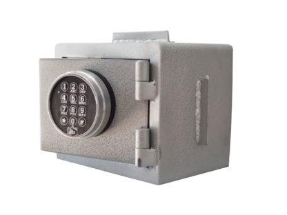 3 3 Seguridad Atlantis Sas Cofre De Seguridad Empotrar Ref 500 Digital