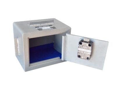 4 2 Seguridad Atlantis Sas Cofre De Seguridad Empotrar Ref 500 Digital
