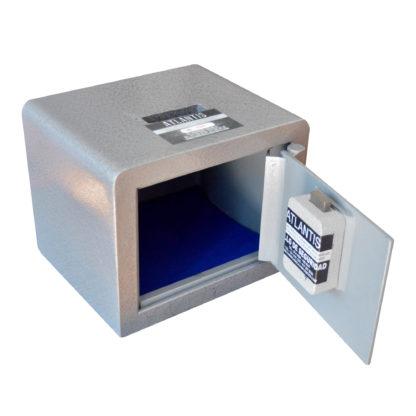 Caja Fuerte De Seguridad Liviana 500 3 Seguridad Atlantis Sas Cofre Seguridad Mecánica Liviano Ref 500