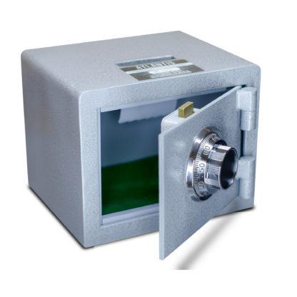 Caja Fuerte De Seguridad Liviana 500 4 Seguridad Atlantis Sas Cofre Seguridad Mecánica Liviano Ref 500