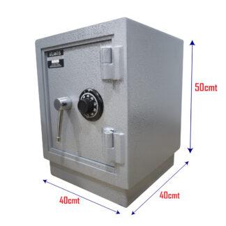 Cofre De Seguridad Mecánica