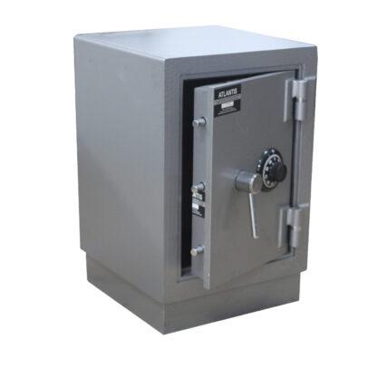 5 Mesa De Trabajo 1 2 Seguridad Atlantis Sas Caja Fuerte Liviana Mecánica Ref 1000