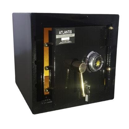 1 Mesa De Trabajo 1 1 Seguridad Atlantis Sas Caja Fuerte Gold Mecánica