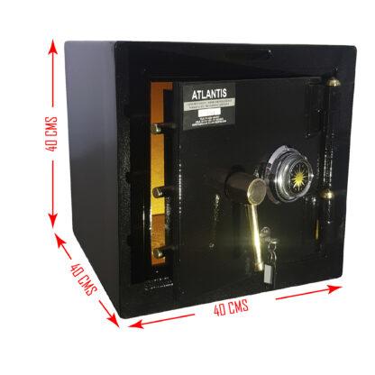 8 Mesa De Trabajo 1 1 Seguridad Atlantis Sas Caja Fuerte Gold Mecánica