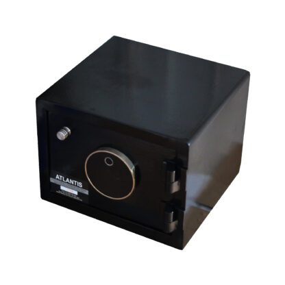 1 01 Seguridad Atlantis Sas Caja Fuerte Seguridad Biométrica Apertura Huella Dactilar Mediana