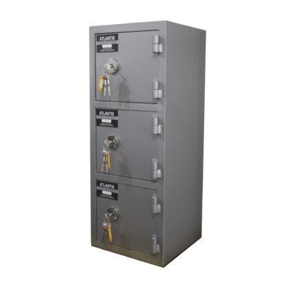 1 Mesa De Trabajo 1 1 Seguridad Atlantis Sas Locker De Seguridad Vertical 3 Cajones