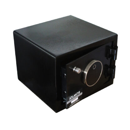 3 01 Seguridad Atlantis Sas Caja Fuerte Seguridad Biométrica Apertura Huella Dactilar Mediana