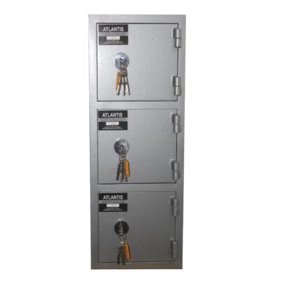 3 Mesa De Trabajo 1 1 Seguridad Atlantis Sas Locker De Seguridad Vertical 3 Cajones