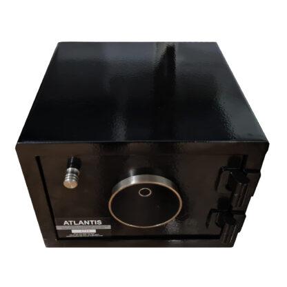 4 01 Seguridad Atlantis Sas Caja Fuerte Seguridad Biométrica Apertura Huella Dactilar Mediana