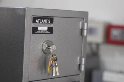 7 Mesa De Trabajo 1 1 Seguridad Atlantis Sas Locker De Seguridad Vertical 3 Cajones
