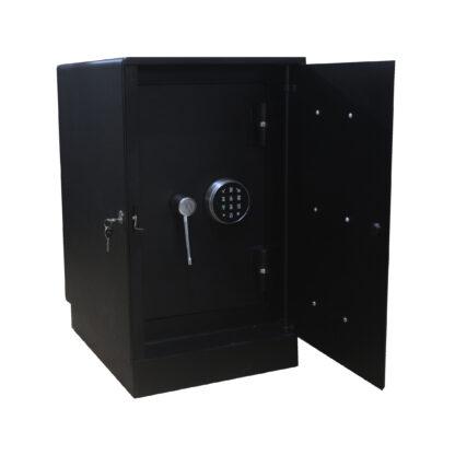 6 Mesa De Trabajo 1 Seguridad Atlantis Sas Caja Fuerte Liviana Digital Secreta Tipo Archivador